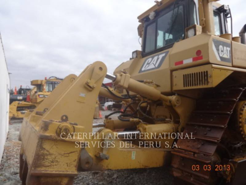 CATERPILLAR TRACK TYPE TRACTORS D7RII equipment  photo 3