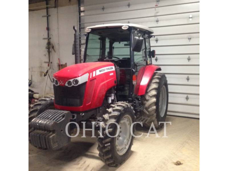 AGCO-MASSEY FERGUSON AG TRACTORS MF4608 equipment  photo 8
