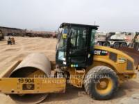 Equipment photo CATERPILLAR CS54BLRC COMPACTEUR VIBRANT, MONOCYLINDRE LISSE 1