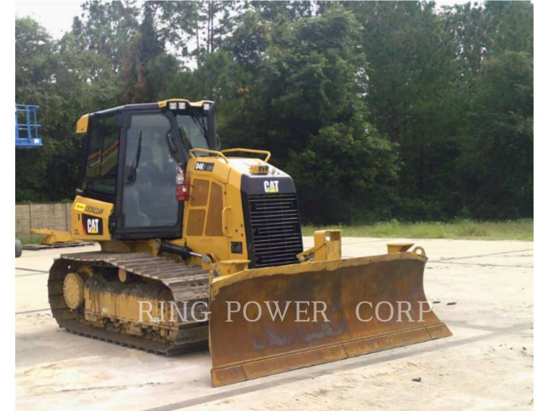CATERPILLAR TRACTORES DE CADENAS D4K2LGP equipment  photo 2