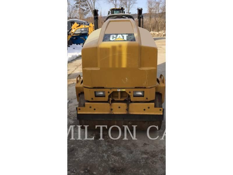 CATERPILLAR COMPACTORS CB14B equipment  photo 2