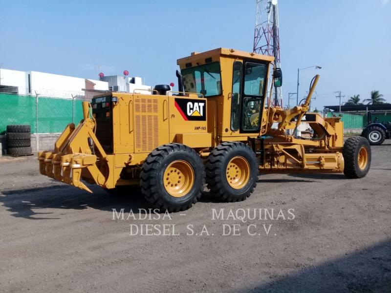 Caterpillar AUTOGREDERE 140K equipment  photo 4