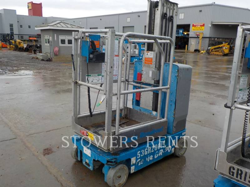 GENIE INDUSTRIES LIFT - SCISSOR GR20 equipment  photo 1