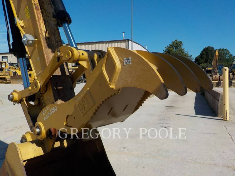 CATERPILLAR TRACK EXCAVATORS 316E L equipment  photo 19