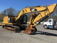CATERPILLAR KETTEN-HYDRAULIKBAGGER 324EL equipment  photo 6