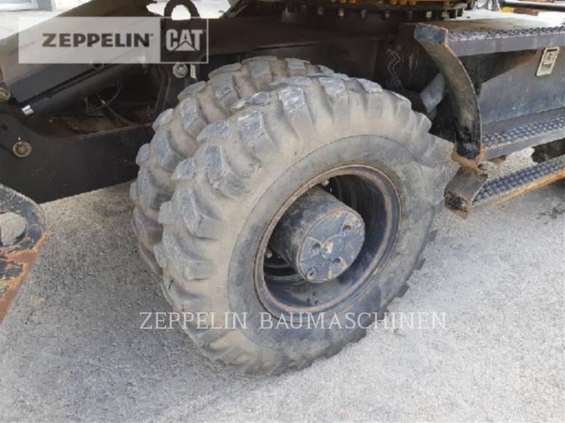 CATERPILLAR WHEEL EXCAVATORS M315D equipment  photo 13
