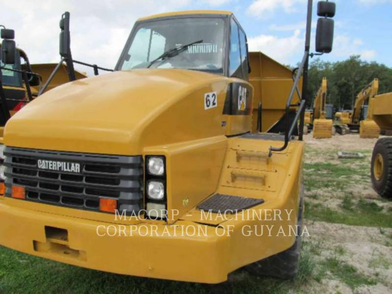 CATERPILLAR ARTICULATED TRUCKS 740 equipment  photo 1