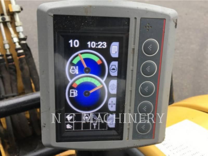 CATERPILLAR TRACK EXCAVATORS 303.5E2CR equipment  photo 10