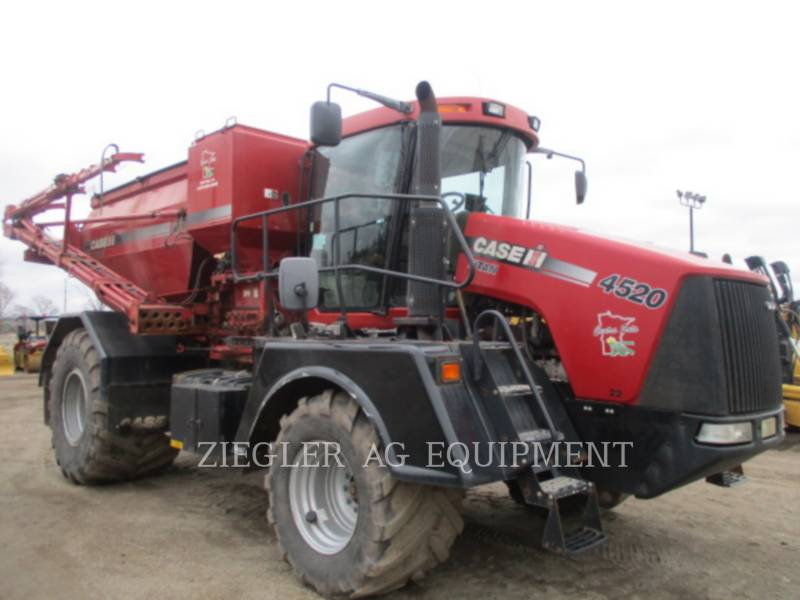 CASE/NEW HOLLAND FLOATERS TITAN4520 equipment  photo 1