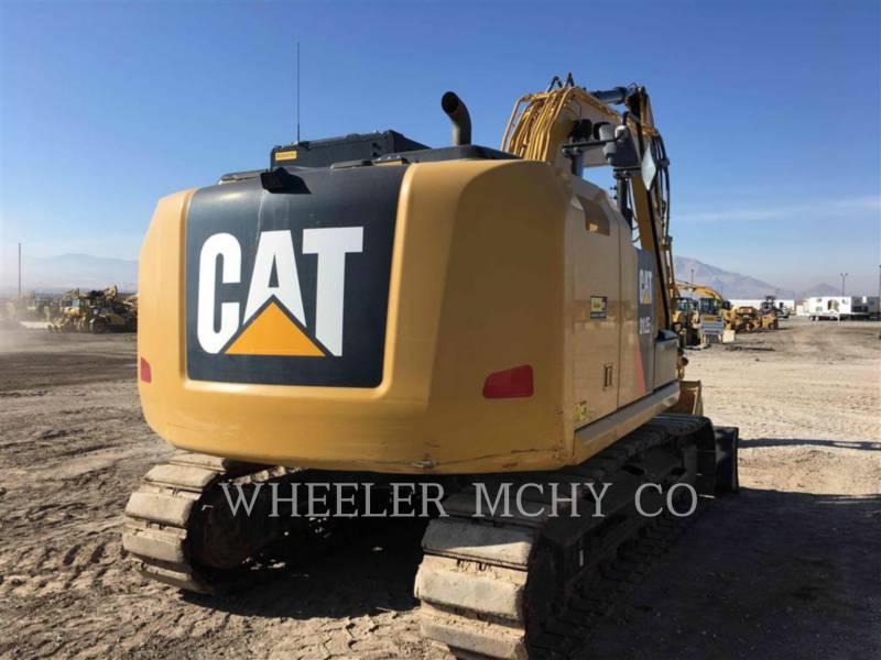 CATERPILLAR TRACK EXCAVATORS 312E RP CF equipment  photo 2