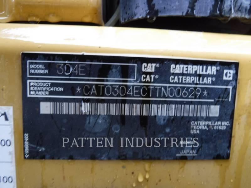 CATERPILLAR TRACK EXCAVATORS 304E CRAIR equipment  photo 5