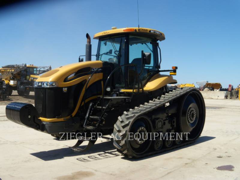 AGCO-CHALLENGER TRACTOARE AGRICOLE MT765C equipment  photo 1