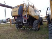 LEXION COMBINE COMBINES LX580R equipment  photo 3