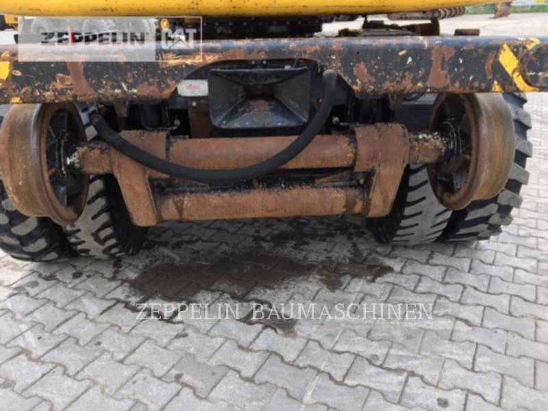 LIEBHERR WHEEL EXCAVATORS A900C ZW L equipment  photo 9