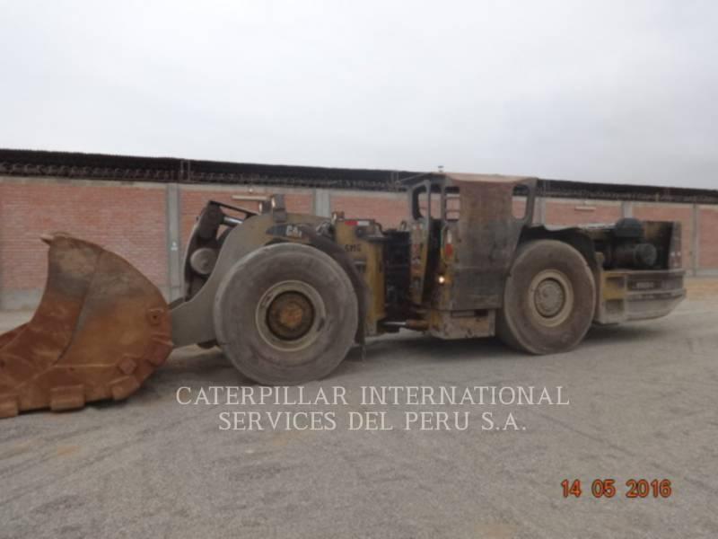 CATERPILLAR MINERAÇÃO DE MINERAÇÃO SUBTERRÂNEA R1600G equipment  photo 1