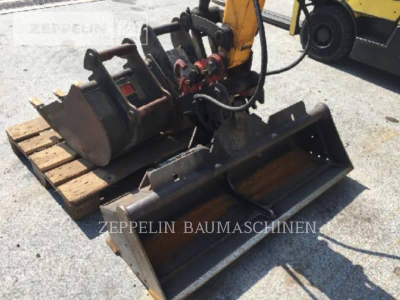 JCB RUPSGRAAFMACHINES 8035ZTS equipment  photo 10