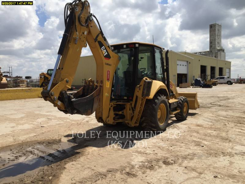 CATERPILLAR RETROEXCAVADORAS CARGADORAS 416F2 equipment  photo 3