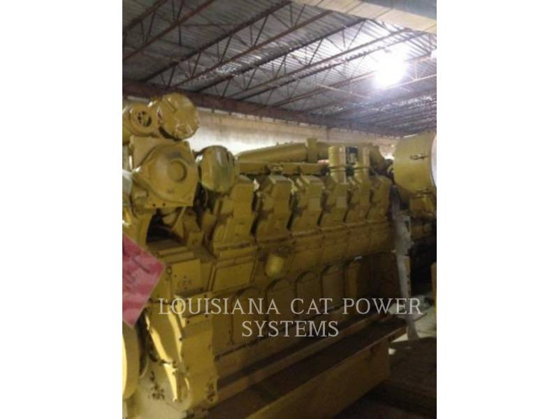 CATERPILLAR MARINE - PROPULSION 3512 MAR equipment  photo 1