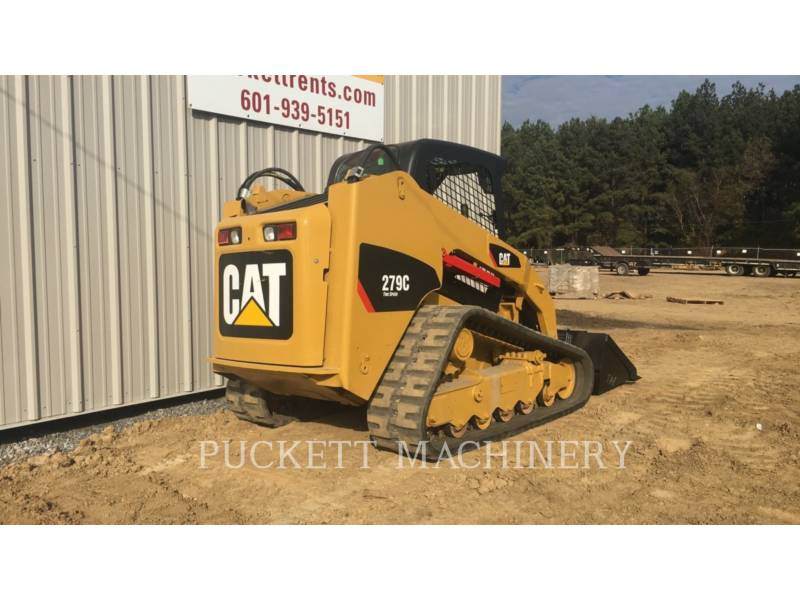 CATERPILLAR 多様地形対応ローダ 279 C equipment  photo 4