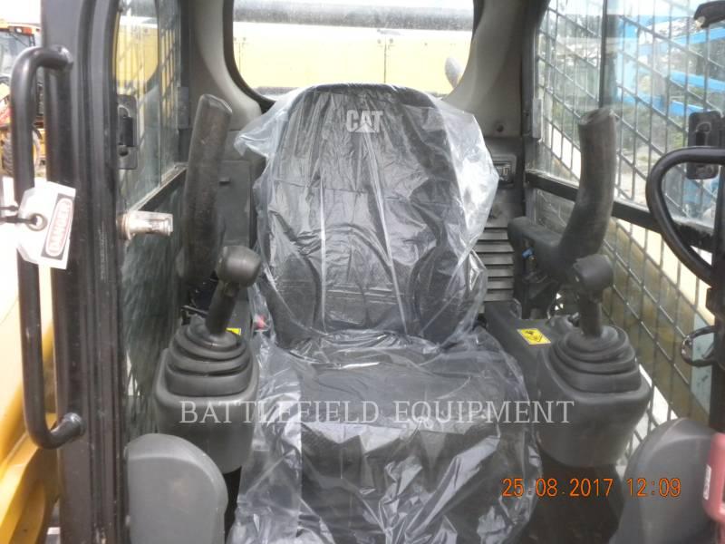 CATERPILLAR 多様地形対応ローダ 259DLRC equipment  photo 11