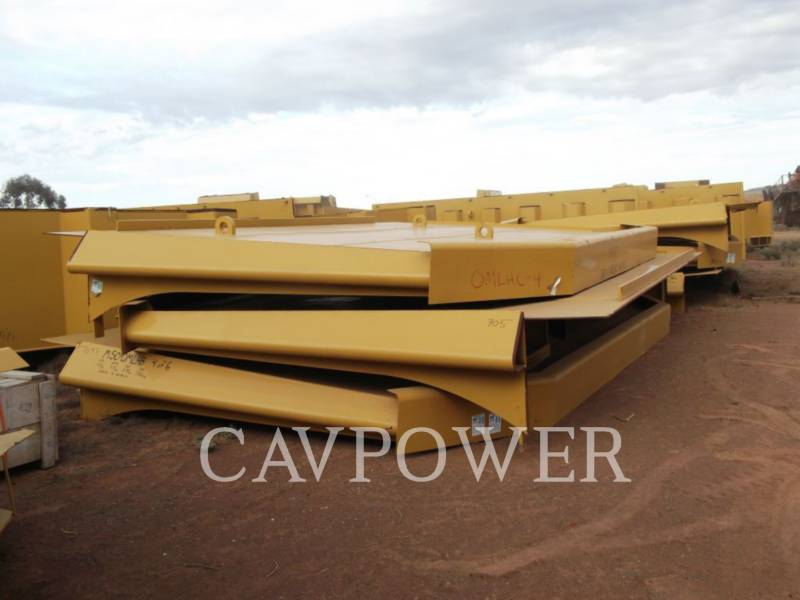 CATERPILLAR TOMBEREAUX RIGIDES POUR MINES 793 TRAYS. equipment  photo 1