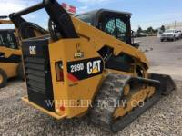 CATERPILLAR CARREGADEIRAS TODO TERRENO 289D C3-H2 equipment  photo 1