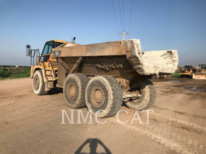 CATERPILLAR ARTICULATED TRUCKS 725 equipment  photo 2
