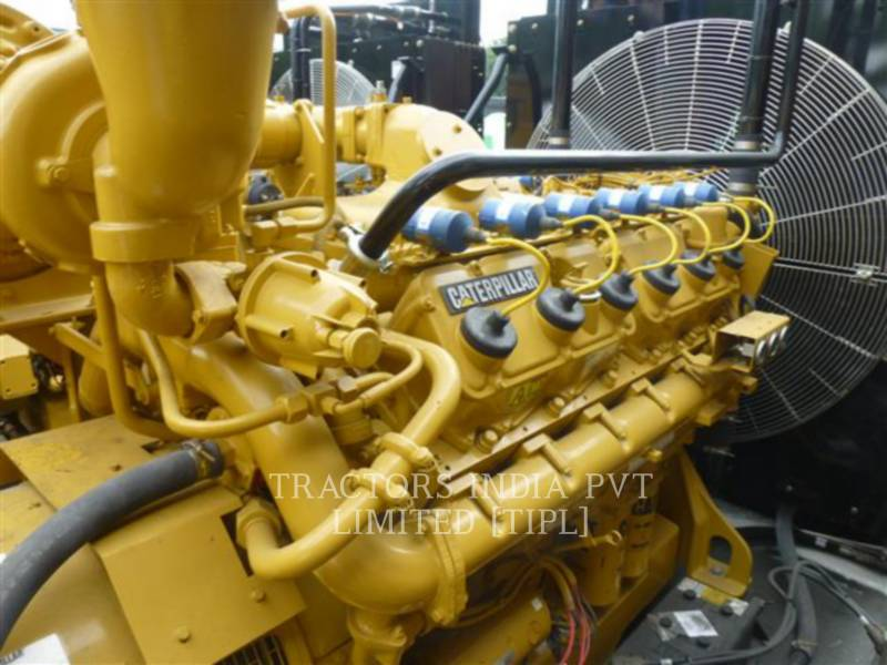 GENSET STATIONARY - NATURAL GAS G3412TA equipment  photo 11