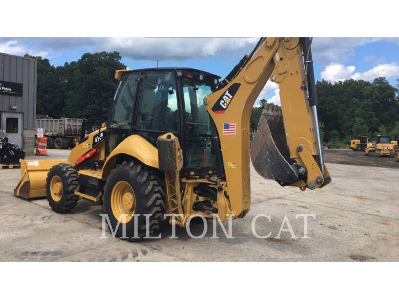 Caterpillar BULDOEXCAVATOARE 416F ST equipment  photo 3