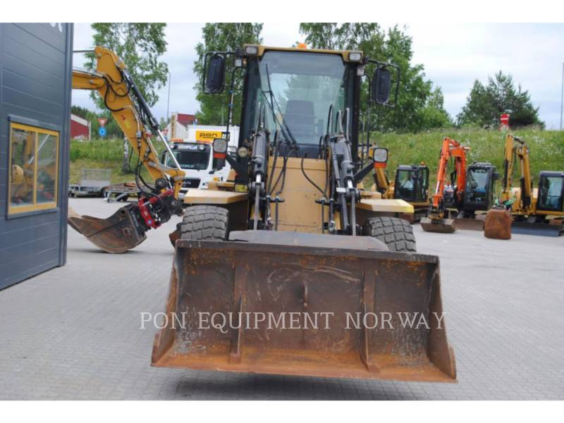 CATERPILLAR CHARGEURS SUR PNEUS/CHARGEURS INDUSTRIELS IT14G equipment  photo 4
