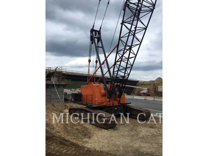 LINK-BELT CONST. GRUES LS-518 equipment  photo 4
