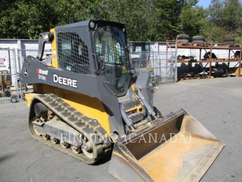 JOHN DEERE MULTI TERRAIN LOADERS 319 E equipment  photo 2