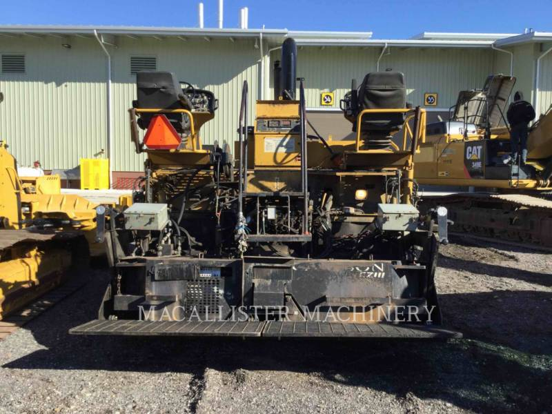 Caterpillar BETONIERE DE ASFALT AP-1055D equipment  photo 4