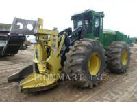 Equipment photo JOHN DEERE 643K FORSTWIRTSCHAFT - BAUMFÄLLBÜNDELMASCHINE 1