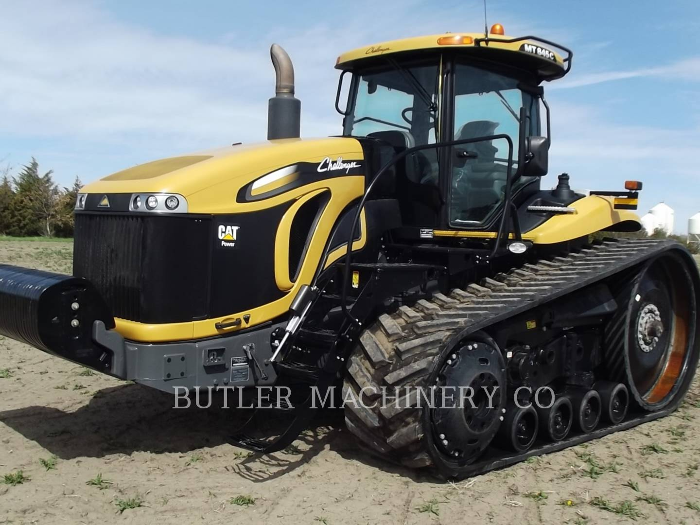 Detail photo of 2013 Challenger MT845C from Construction Equipment Guide
