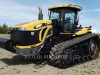 Equipment photo AGCO-CHALLENGER MT845C TRACTEURS AGRICOLES 1