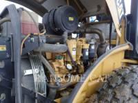 CATERPILLAR VIBRATORY SINGLE DRUM SMOOTH CS56B equipment  photo 16
