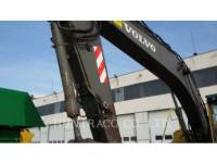 VOLVO TRACK EXCAVATORS EC210BLC equipment  photo 10