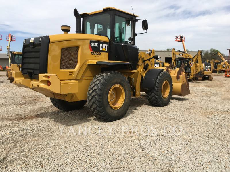 CATERPILLAR CHARGEURS SUR PNEUS MINES 930K equipment  photo 5