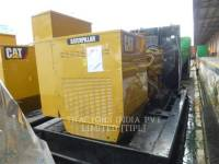 Equipment photo GENSET G3412TA FIXE - GAZ NATUREL 1