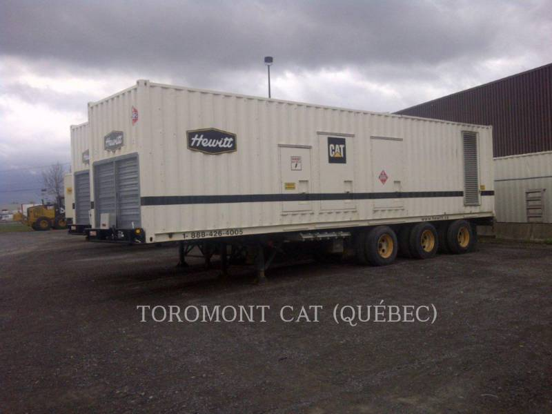 CATERPILLAR MODULES D'ALIMENTATION HQ1000_3512_347/600V equipment  photo 2