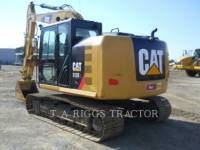 CATERPILLAR KETTEN-HYDRAULIKBAGGER 312E 9 equipment  photo 3