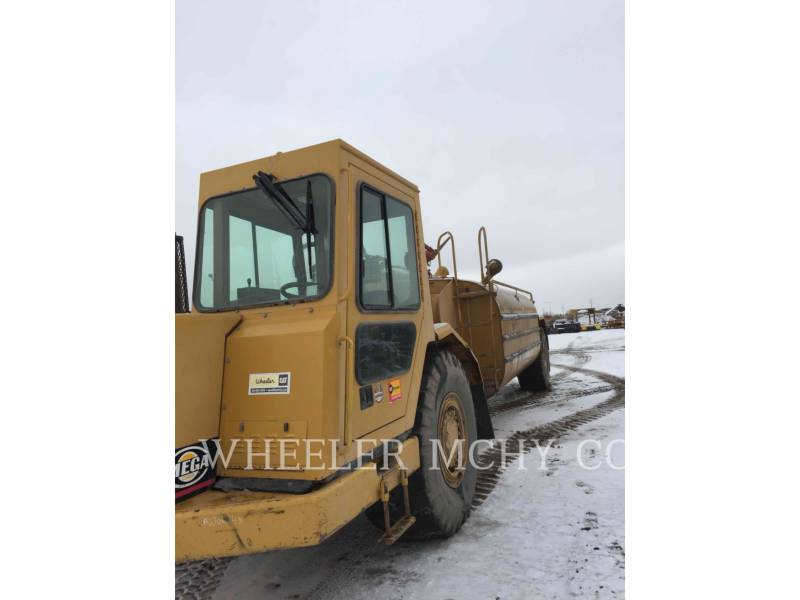 CATERPILLAR WASSERWAGEN WT 613C WW equipment  photo 5