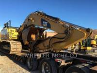 CATERPILLAR ESCAVATORI CINGOLATI 336F L THM equipment  photo 2