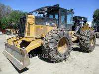 Equipment photo CATERPILLAR 535C SILVICULTURA - TRATOR FLORESTAL 1