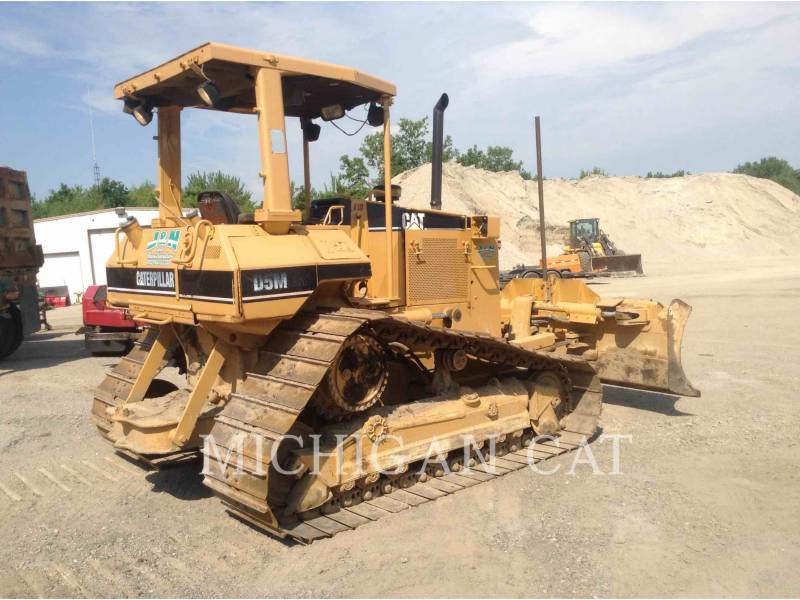 CATERPILLAR TRACTORES DE CADENAS D5ML equipment  photo 3
