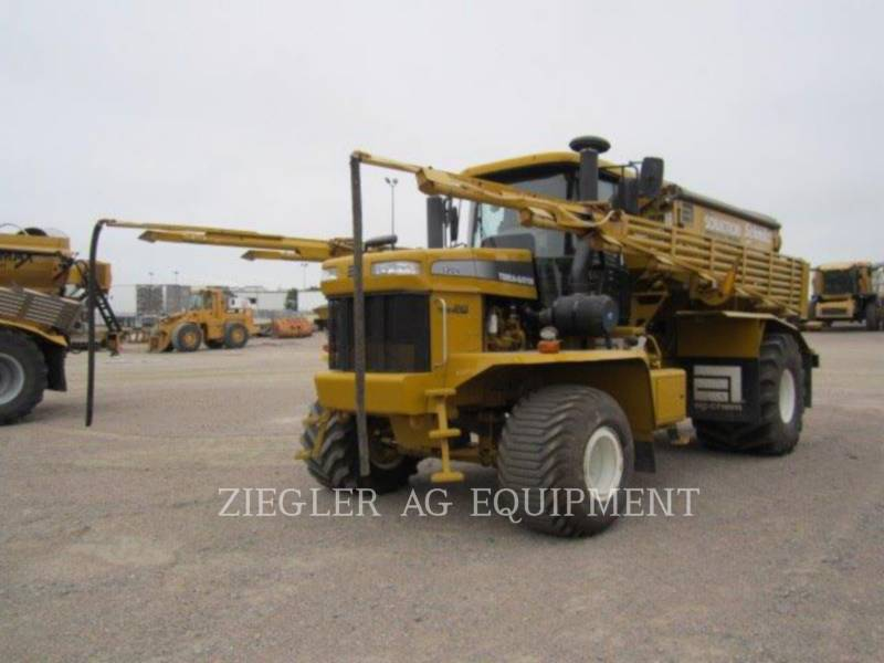 AG-CHEM FLOATERS 8204 equipment  photo 2