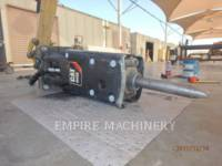 CATERPILLAR WT - ハンマー H45E 301 equipment  photo 1