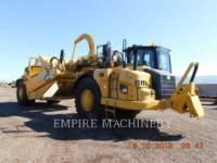 Equipment photo CATERPILLAR 627K WHEEL TRACTOR SCRAPERS 1