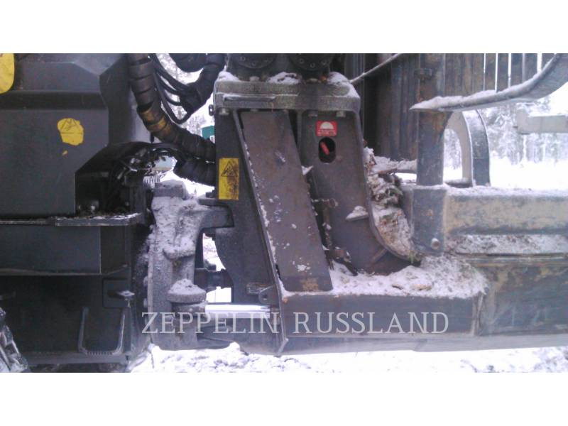 PONSSE FORSTWIRTSCHAFT - FORWARDER BUFFALO 8W equipment  photo 5